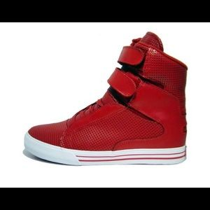 Supra TK Society Terry Kennedy Pro Model Red Perf